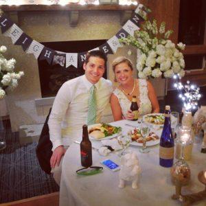 Jackson-Caryll Wedding