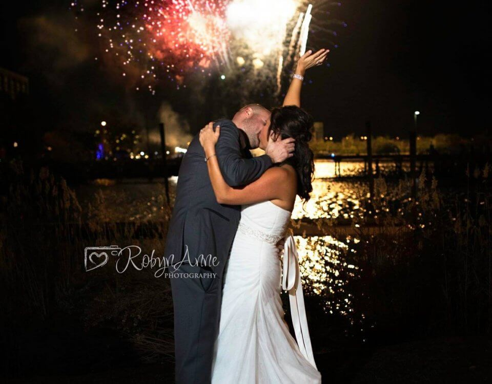 Wilmington Wedding at The Coastline Conference Center