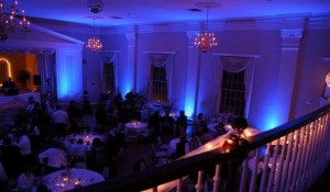 Wedding Lighting in Greenville