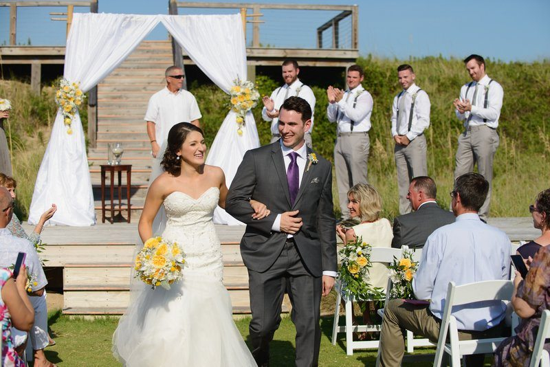 wedding videography in duck, nc