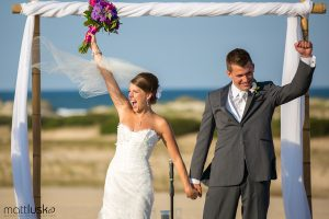 Bray-Ross Wedding in Carova, N.C.