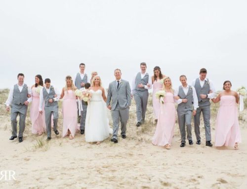 DJ & Videgraphy for Clint & Ashley's Carova Wedding at The Wild Horse