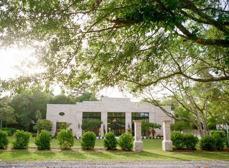 Wrightsville Manor Wilmington Wedding Venue JJ Horton Photography