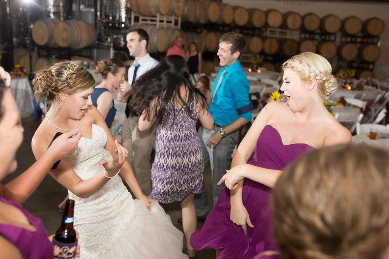 The Thomas Wedding at Sanctuary Vineyards