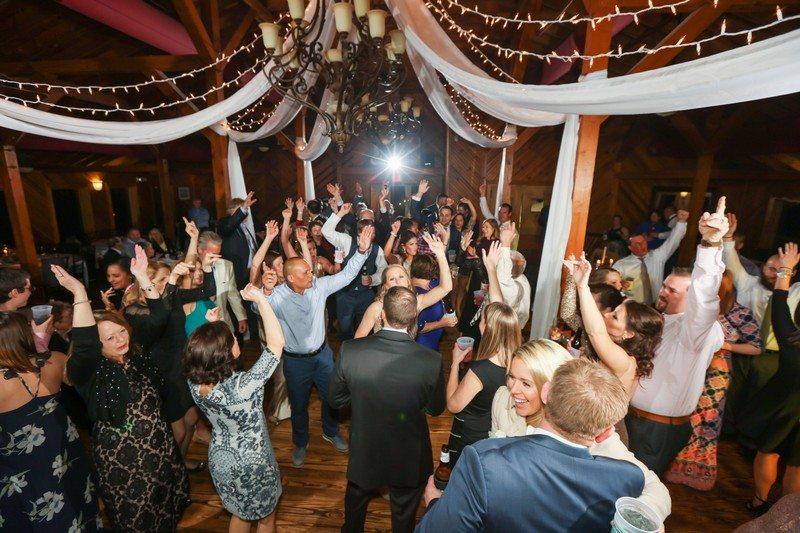 Jenny Reception Kitty Hawk Wedding DJ Mar042017 CoastalShots