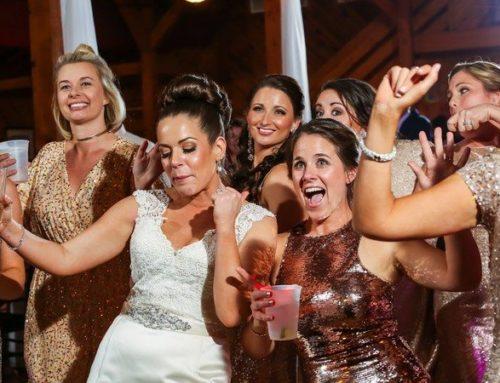 How Our DJs Rocked Jenny & Chris' Kitty Hawk Wedding at the Hilton Garden Inn