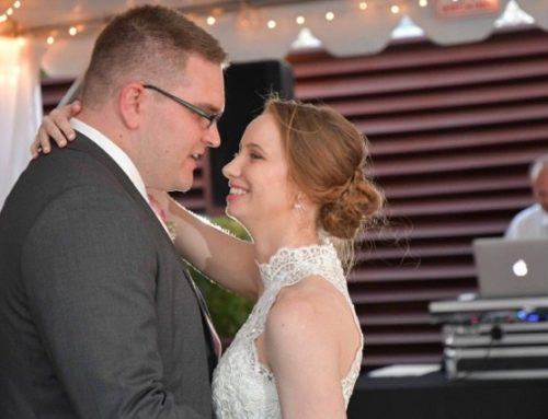 Kevin & Ashley Wanted Skilled Wedding DJs for Their Wilmington Reception