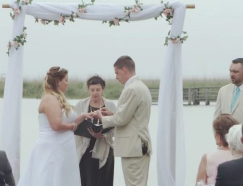 Fun, Romance, and a Memorable Reception for this Whalehead Club Wedding in Corolla, NC