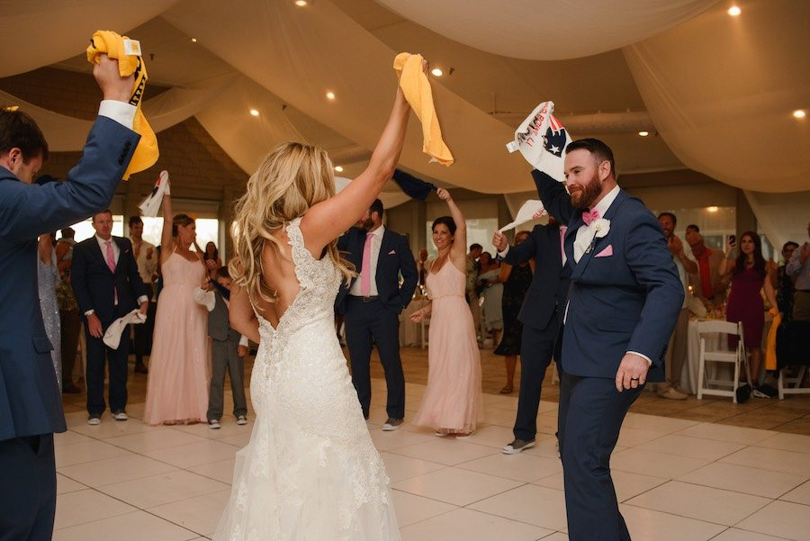 Michelle Peter First Dance Song - Sanderling Resort Wedding