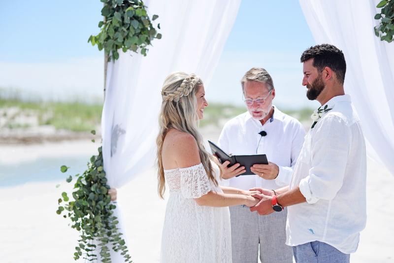 masonboro island elopement